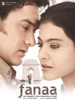 Fanaa movie poster