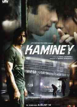 Kaminey movie poster