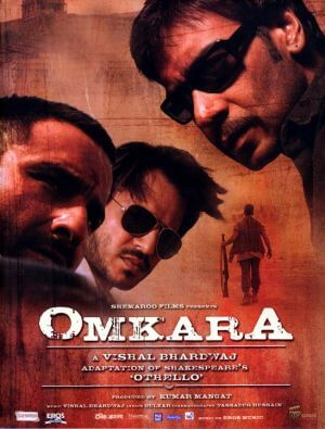 Omkara movie poster