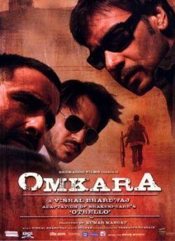 ओमकारा movie poster