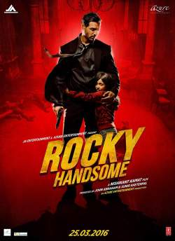 Rocky Handsome movie poster