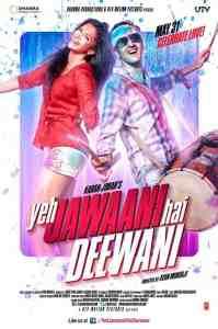 Yeh Jawaani Hai Deewani Poster