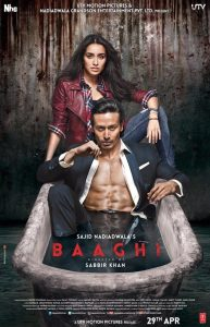 Baaghi Poster