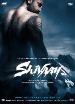 Shivaay movie poster