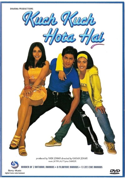 Kuch Kuch Hota Hai movie poster