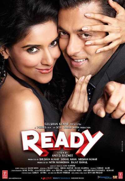 रेडी movie poster