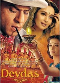 Devdas movie poster