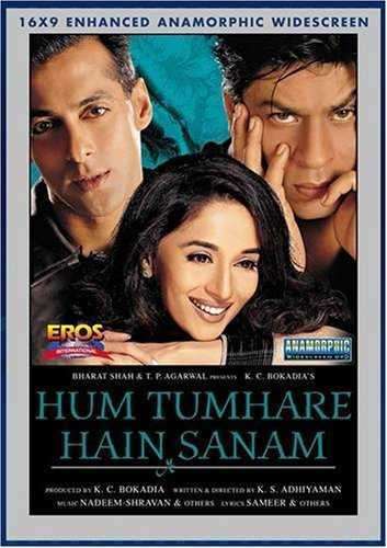 Hum Tumhare Hain Sanam movie poster