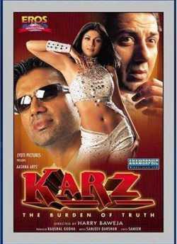 Karz – The Burden of Truth movie poster