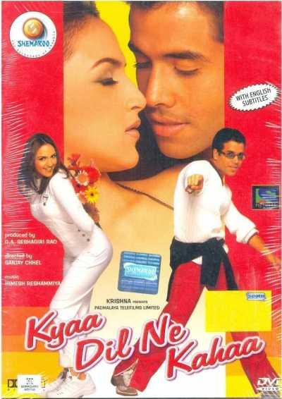 Kyaa Dil Ne Kahaa movie poster