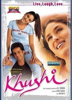 Khushi movie poster