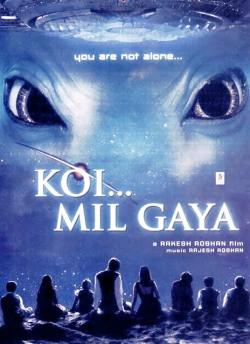 Koi Mil Gaya movie poster