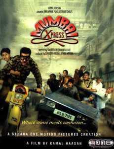 Mumbai Xpress Poster