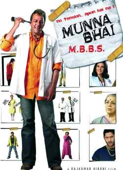 Munnabhai M.B.B.S. movie poster