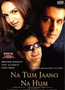 Na Tum Jaano Na Hum movie poster