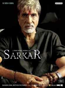 Sarkar Poster