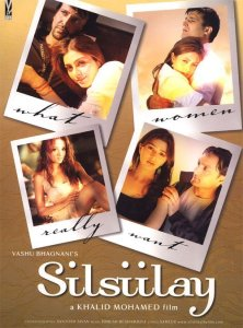 Silsiilay Poster