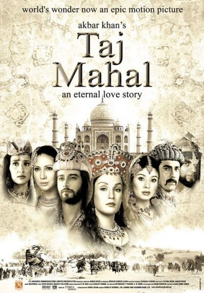 Taj Mahal – An Eternal Love Story movie poster