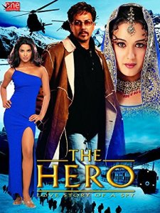 The hero – Love Story of a Spy Poster