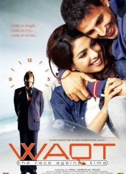 Waqt – The Race Against Time movie poster