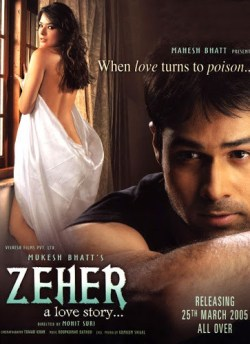 Zeher movie poster