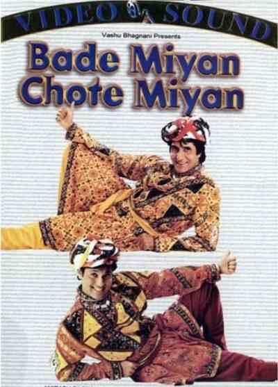 Bade Miyan Chote Miyan movie poster