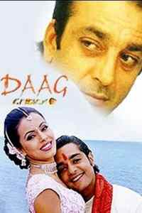 Daag – The Fire Poster