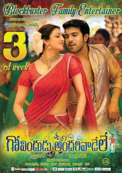 Govindudu Andari Vaadele movie poster