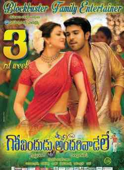 Govindudu Andari Vaadele movie poster