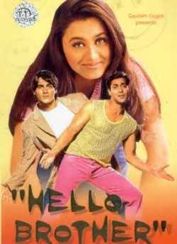 Hello Brother movie poster