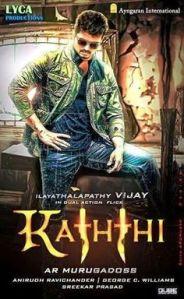 Kaththi Poster