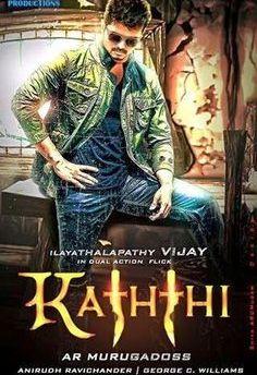 Kaththi movie poster