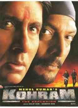 Kohram movie poster