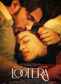 Lootera movie poster