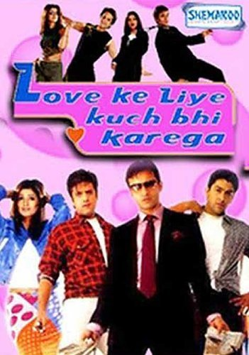 Love Ke Liye Kuch Bhi Karega movie poster