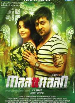Maattrraan movie poster