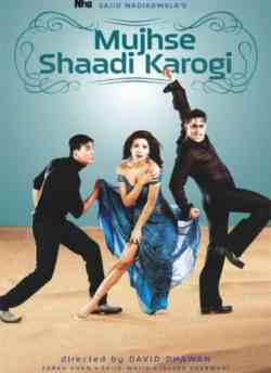 Mujhse Shaadi Karogi movie poster
