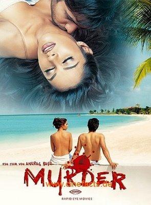 Murder movie poster