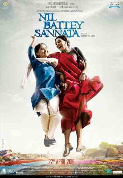 Nil Battey Sannatta movie poster