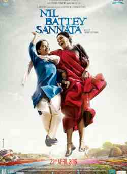 Nil Battey Sannatta movie poster