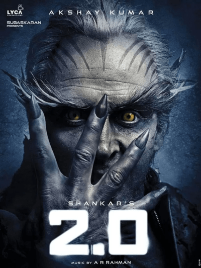 2.0 movie poster