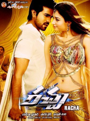 Rachcha movie poster