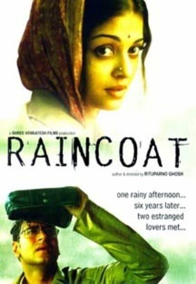 Raincoat movie poster