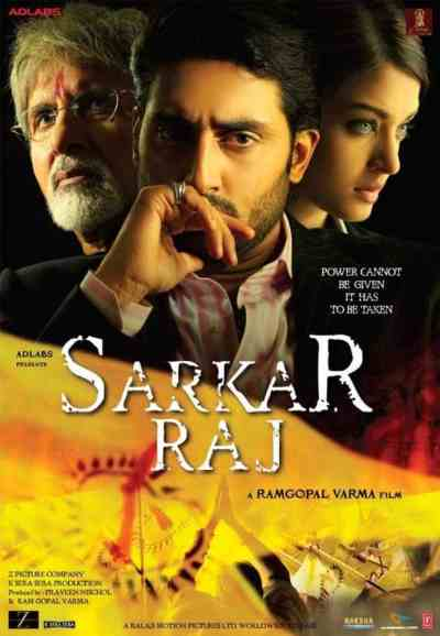 Sarkar Raj movie poster