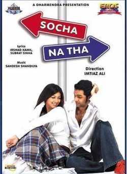 Socha Na Tha movie poster