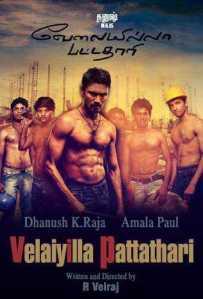 Velaiilla Pattadhari Poster