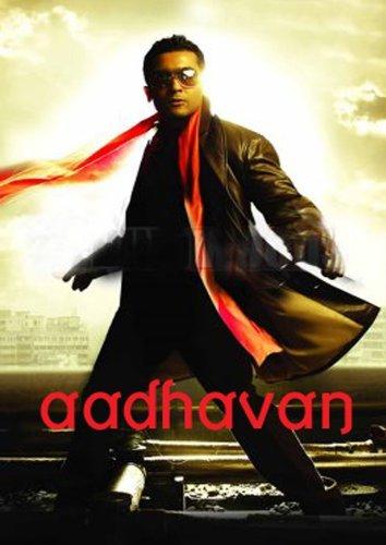 Aadhavan movie poster
