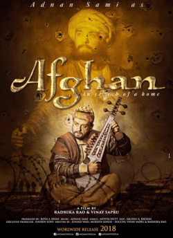 Afghan – In Search of Home movie poster
