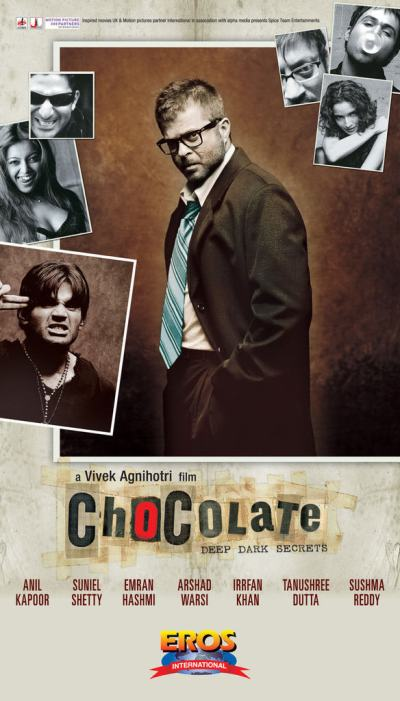Chocolate movie poster