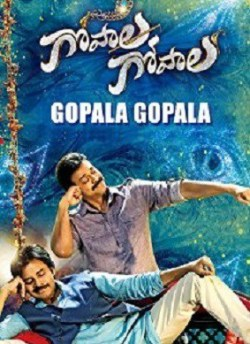 Gopala Gopala movie poster